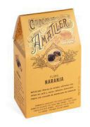 Amatller - Chocolade Bloemblaadjes met Sinaasappel - 72 gram
