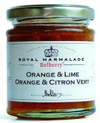 Belberry - Marmelade Sinaasappel en Limoen - 215 g
