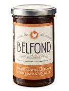 Belfond - Bruine Gevogeltefond - 240 ml