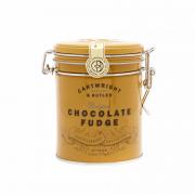 Cartwright & Butler - Belgian Chocolate Fudge in blik - 175 gram