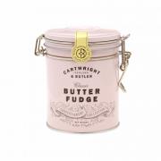 Cartwright & Butler - Butter Fudge in blik - 175 gram