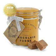 Cartwright & Butler - Belgian Chocolate Fudge in blik - 175 g