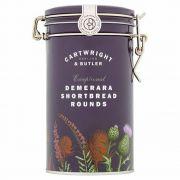 Cartwright & Butler - Demerara Shortbread Koekjes in Bewaarblik - 200 gram