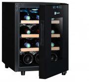 Climadiff - CC12 Wijnklimaatkast - Hybrid - 12 flessen