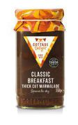 Cottage Delight - Classic English Breakfast Marmelade - 350 g