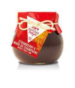 Cottage Delight - Strawberry Extra Jam with Marc de Champagne - 113 gram
