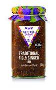 Cottage Delight - Vijgen & Gember Extra Jam - 340 g