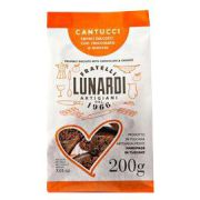 Fratelli Lunardi - Cantucci - Chocolade met Sinaasappel - 200 gram