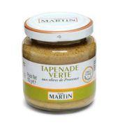 Jean Martin - Groene olijven tapenade - 110 g