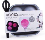 Koala - Cocktailset Duo - XXL ijsballen met tang
