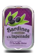 la Belle-Iloise - Sardines á la Tapenade - 115 g