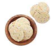 Luxe zeezout crackers - 90 gram