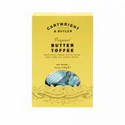 Cartwright & Butler - Original Toffees in Box - 130 gram