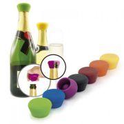 Pulltex - Siliconen Champagnestopper - 2 stuks