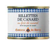 Comtesse du Barry - Rillettes van Eend met Foie Gras - 70 g