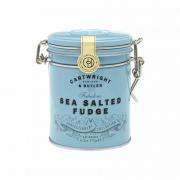 Cartwright & Butler - Salted Caramel Fudge in blik - 175 gram