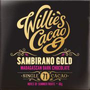 Willie's Cacao - Madagascan Gold 71% - Sambirano - 50 g