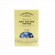 Cartwright & Butler - Salted Caramel Toffees in Box - 130 gram
