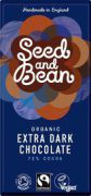 Seed & Bean - Pure Chocolade 72% - Extra Dark - 85 g