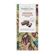 Simon Coll - Melk chocolade 60% Cappuccino - 85 g