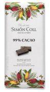 Simon Coll - Pure Chocolade 99% - 85 g