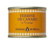 Comtesse du Barry - Terrine van Eend met sinaasappel - 70 g