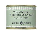 Comtesse du Barry - Terrine van Gevogeltelever met truffel - 70 g