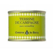 Comtesse du Barry - Terrine de Campagne met hazelnoten - 70 gram