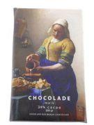 Van der Burgh - Het Melkmeisje Melkchocolade XXL - 300 g