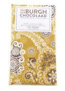 Van der Burgh - Puur 54% met grof gemalen Honduras Koffie - 100 g