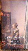 Van der Burgh - Puur 54% - Meisje met de Brief van Vermeer - 100 g