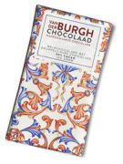 Van der Burgh - Melkchocolade met druppels van pure chocolade (40%) - 100 g