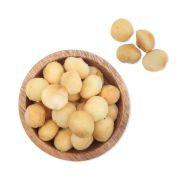 Versgebrande Noten - Macadamia's gebrand en gezouten - 90 gram