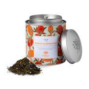 Whittard - Tea Discoveries - Losse thee in blik - Mango & Bergamot - 100 g