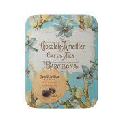 Amatller - Gevulde Bloemblaadjes met Orange - 72 gram