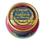 la Belle-Iloise - Crème van sardines in whisky - 63 g