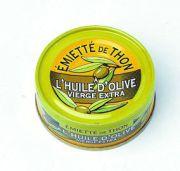 la Belle-Iloise - Emietté van Tonijn in olijfolie extra vierge - 80 g