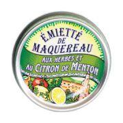 la Belle-Iloise - Emietté van Makreel met kruiden en Menton Citroen - 80 g