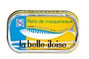 la Belle-Iloise - Makreel in witte wijn en kruiden - 118 g