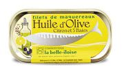 la Belle-Iloise - Makreel in de olijfolie met citroen - 112,5 g