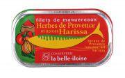 la Belle-Iloise - Makreel met Provencaalse Kruiden en Harissa - 112,5 g