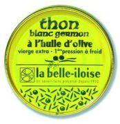 la Belle-Iloise - Moot witte tonijn in de extra vierge olijfolie - 80 g