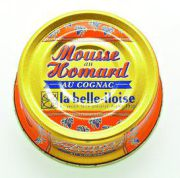 la Belle-Iloise - Mousse van kreeft in cognac - 60 g