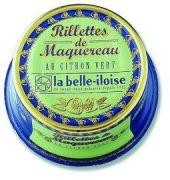 la Belle-Iloise - Rillettes van makreel in limoen - 60 g