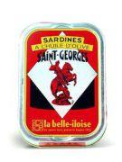 la Belle-Iloise - Sardines St-Georges - 115 g