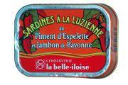 la Belle-Iloise - Sardines à la Luzienne - 115 g