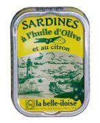 la Belle-Iloise - Sardines in Citroen - 115 g
