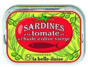 la Belle-Iloise - Sardines in olijfolie met tomaat - 115 g