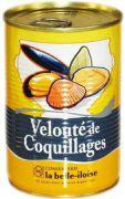 la Belle-Iloise - Velouté de Coquillages - Schaaldierensoep - 400 g