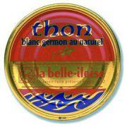 la Belle-Iloise - Witte tonijn naturel - 139 g